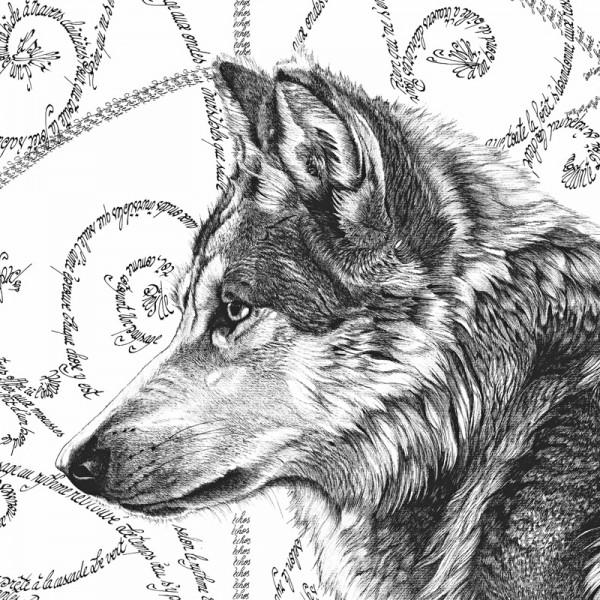 Loup (detail)
